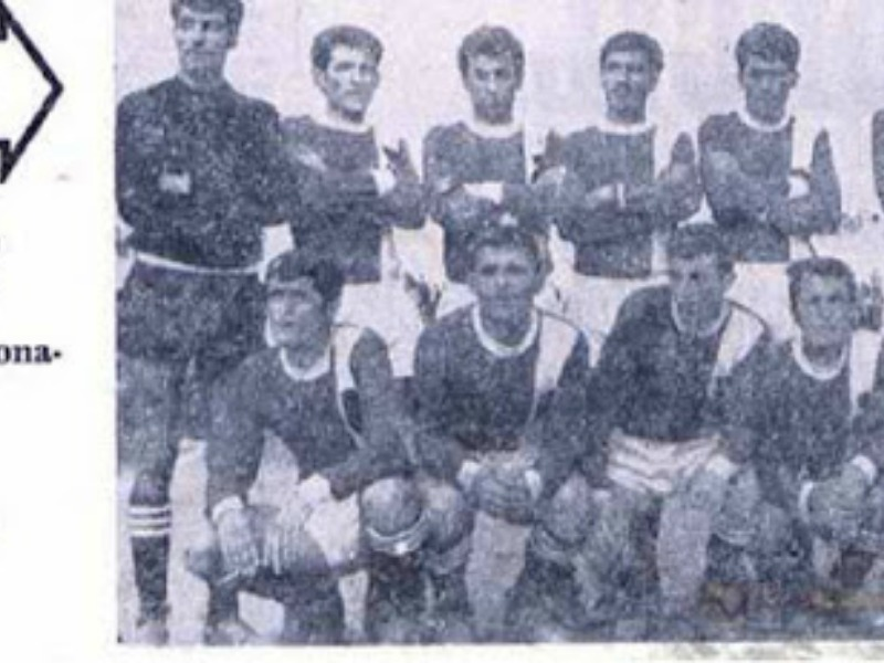 Bir zaman zirvedeydiler Türkiye Amatör Futbol Şampiyonası'nı kazanan takımlar
