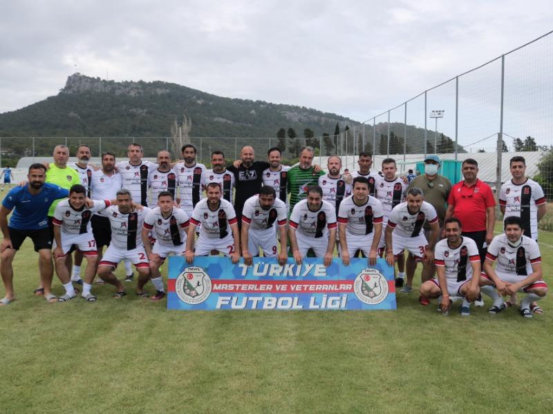 TMVFL 2021 Türkiye şampiyonası 1.gün sonuçları