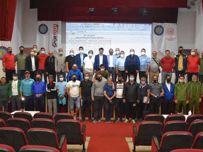 Türkiye İşitme Engelliler Süper Lig teknik toplantısı yapıldı