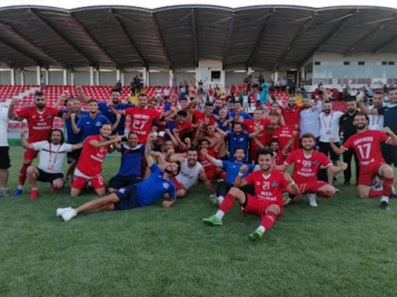 23 yıl sonra ilk kez bir Gaziantep takımı 3.Lig'e bu kadar yakın