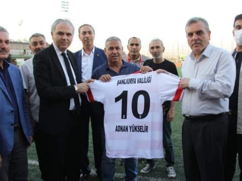 35 Lig'i Göbeklitepe futbol turnuvası başladı