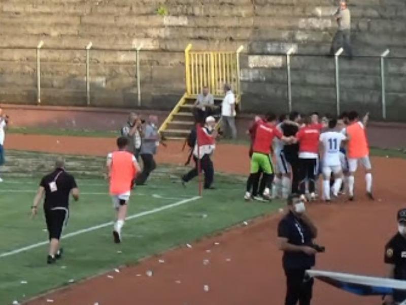 Mucizenin adı Hendekspor ilk kez 3.Lig'e yükseldi