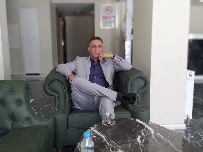 Besni Anadoluspor As Başkan'ı Vakkas Aslan Bayram'ınız mübarek olsun