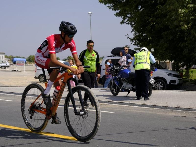 Malatya Arslantepe'de pedallar birincilik için çevrildi