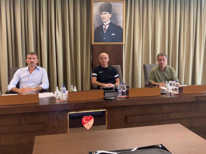 Spor Toto Gelişim Ligleri toplantıları video konferans ile yapıldı