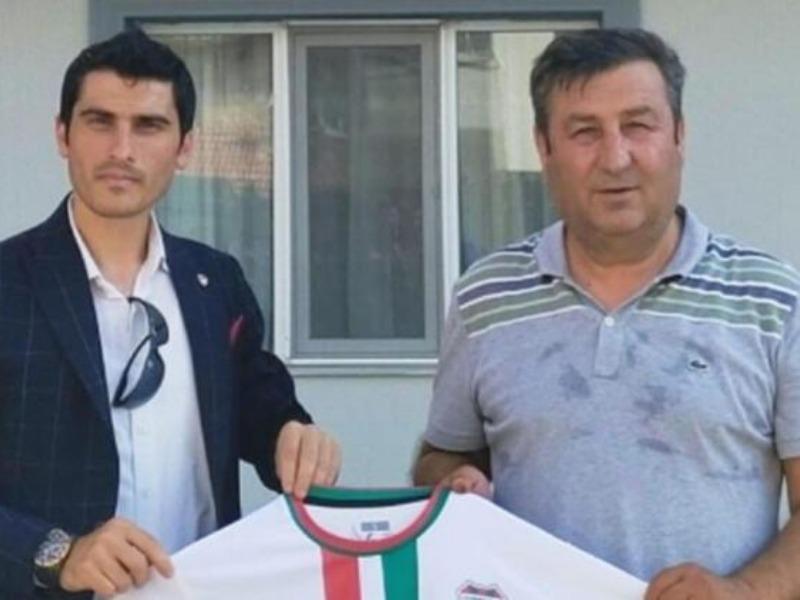 Özgür Subaşı Lüleburgazspor'a destek ziyaretinde bulundu