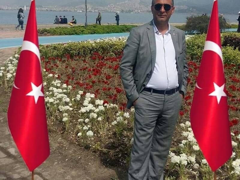 Besni Anadoluspor Başkan Yardımcısı Vakkas Aslan 30 Ağustos Zafer Bayramı kutlu olsun