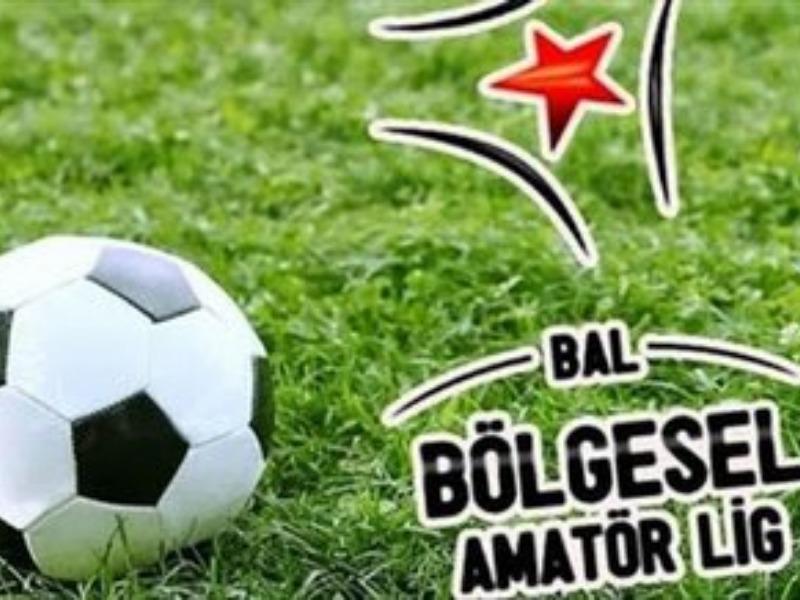 Bölgesel Amatör Lig'e 263 takım katılacak